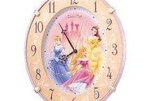 掛け時計 ディズニー