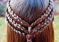 penteados / é sobre penteados que pretendo fazer em breve ; )