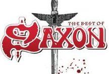 SAXON / vše o kapele