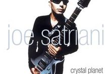 Guitarist Joe Satriani