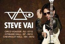Guitarist-Steve Vai