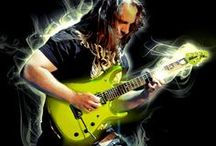 Guitarist-John Petrucci