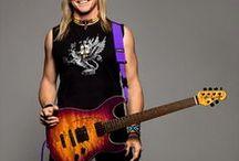 Guitarist-Steve Morse