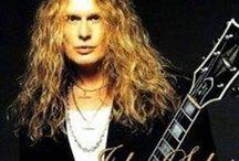 Guitarist-John Sykes