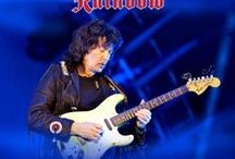 Guitarist-Ritchie Blackmore