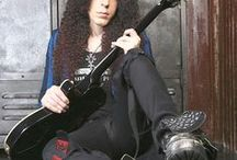 Guitarist Marty Friedman