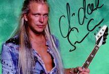 Guitarist-Michael Schenker