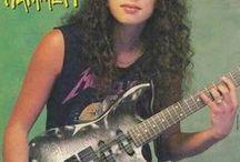 Guitarist - Kirk Hammett