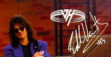 Guitarist-Eddie Van Halen