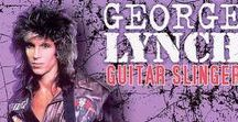 Guitarist-George Lynch