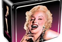 Boxes, Tins, Purse, Wallets, Luggage, Lunch Boxes Marilyn Monroe / Boxes, Tins, Purse, Wallets, Luggage, Lunch Boxes, Totes