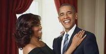 Obama's family