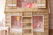 rooms&beds for kids / Rooms and beds for kids is beatiful.