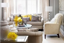 Living Room Inspiration / by Paige Staton