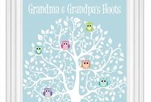 Grandparent Ideas / by Jenny Allen