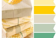 color schemes / by Paige Staton