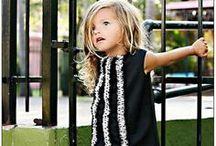 Kiddie Fashion / by Amanda Keefer
