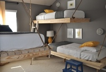 Kid's Rooms / by Paige Staton