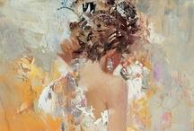 ♦ Art ♦ / by Angie Bain