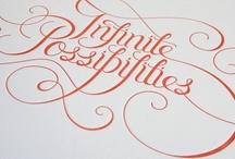 Typography // Tipografía / Curación de contenido cultural // Cultural content curation: Typography // Tipografía / by Enlaestanteria .com
