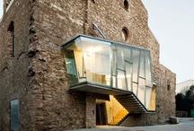 Buildings // Architecture // Arquitectura // Edificios / Curación de contenido cultural // Cultural content curation: Buildings // Architecture // Arquitectura // Edificios / by Enlaestanteria .com