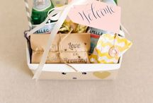 welcome gift inspiration