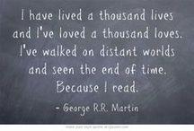 Books are my addiction. <3 / by Katie Elaine Dawson