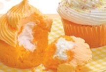 Cupcakes and other Goodies to Bake! / by Phyllis Boss