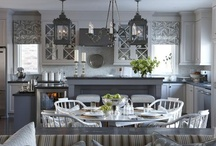 Kitchens / by All About Interiors