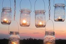 Mason Jars! / by Paige Staton