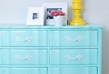 Furniture Makeovers / by Paige Staton