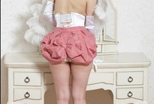 Bustles & Boleros / Pretty boleros for special occasions & gorgeous bustles, just because