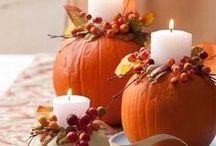 TIME & SEASON: Halloween & Fall / by Alyson Hall