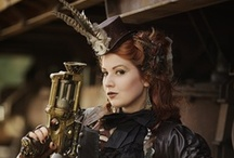 Steampunks / If you love Steampunk genre books and movies, Steampunk fashion and Steampunk Home Design, you've come to the right place. **If you are a member click on Edit Board--> add a responsible pinner to the group *Follow EVERYONE included that is how we grow! If you would like an invite, drop a comment on one of the pins below. #steampunk #steampunks #steampunkfashion #steampunkdesign