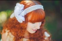 *Empire Room Bridal Vintage Inspiration / Gorgeous bridal headwear to inspire my designs