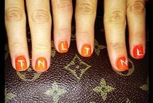 TNL manicures / The amazing nail design and creations from our amazing team at the nail lab.
