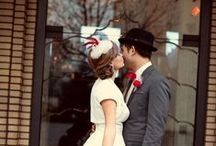fortysomething bride / When you don't want girly & frou frou, try some inspiration from the fortysomething bride