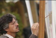 Luis Núñez San Martín, Artista Plástico / Galería virtual del talentoso pintor chileno. Nacido en Chuquicamata hoy vive y desarrolla su carrera con murales y pintura de taller en la Región de Antofagasta.