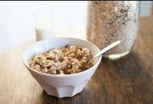 BREAKFAST / breakfast recipes