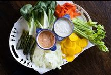 SIDE DISHES & SNACKS / side dish and snack recipes.