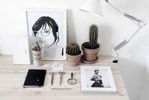 Interiors   Desk Space