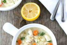 Soups / by Nicole Davis