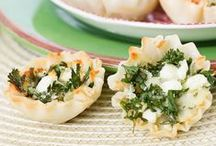 RECIPES: Appetizers