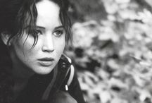 """Hunger Games / """"Fire is catching! And if we burn, you burn with us!"""" / by Jess Wilson"""