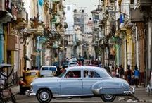 Cuba Travel. / Americans traveling in Cuba, how to travel in Cuba, where to go in Cuba, what to do in Cuba, Cuba on a budget