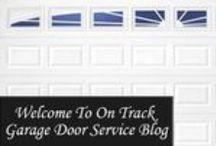 Garage Door Repair, Installation & Replacement / This board is all about Garage Door repair, replacement and installation. Also repairing garage door pulley, springs, door openers and remotes.