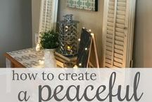 Homemaking / Inspiration to make your home a place of comfort - organization, menu planning, quick tips and ideas for stay at home wives