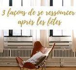 Slow life / Inspirations, astuces, conseils pour vivre plus slow.  Ralentissons.  #slowlife #slowliving #slow