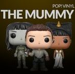 Funko - The Mummy / The Mummy is getting a new 're-boot' as part of a proposed new series of movies set in the Universal Monsters, shared Universe. The film is due on screens in 2017 and starring Tom Cruise is sure to take the film series to new box office heights.