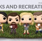 Funko - Parks & Recreation / Parks and Recreation ran for 125 episodes from 2009 to early 2015 becoming one of the US's must watch sitcoms during that time. Over its run the show was showered with award nominations and Amy Poehler in the lead role of Leslie Knope won the Golden Globe. The show went on to make stars of Poehler, and Nick Offerman, and Chris Pratt, now one of the biggest movie stars in the world, starred throughout as Andy Dwyer. A great show with a great series of figures for all fans.